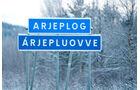 Wintererprobung in Arjeplog, Knorr-Bremse, Arjeplog,