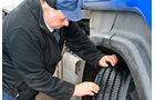 Winterreifen Cont, Nokian, Reifenprüfung