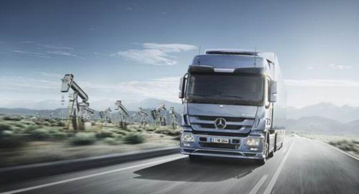 Wissen Sie, wie hoch die Unterhaltskosten eines Lkw sind?