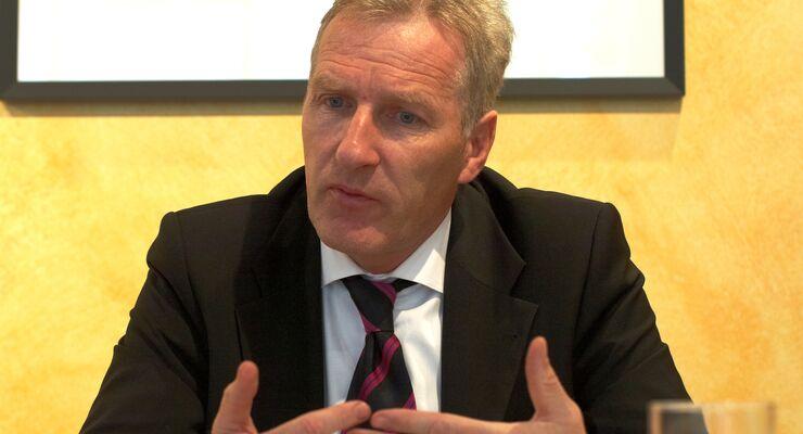 Wucherpfennig leitet Verkehrsministerkonferenz