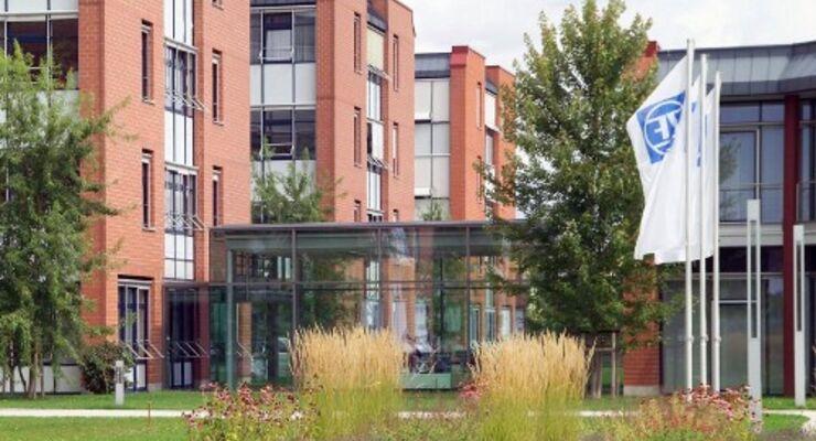 ZF bündelt weitere Aufgaben im Geschäftsfeld Services