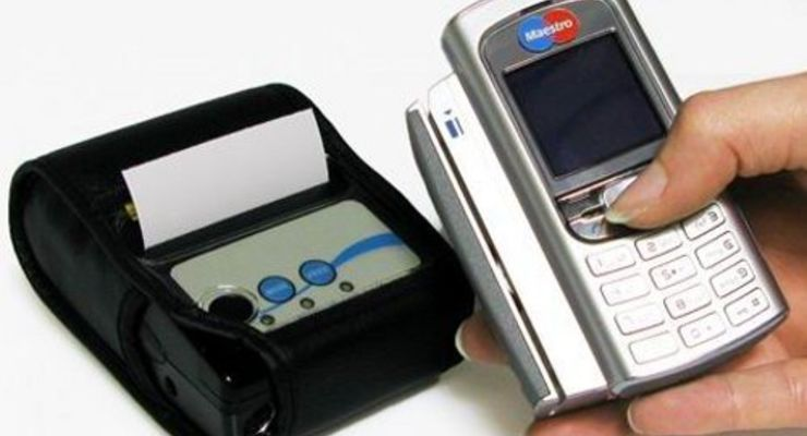 Zahlungen annehmen mit EC-Cash-Telefon