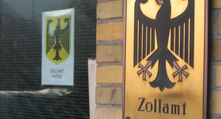 Zollsystem Atlas-Ausfuhr bereitet Probleme