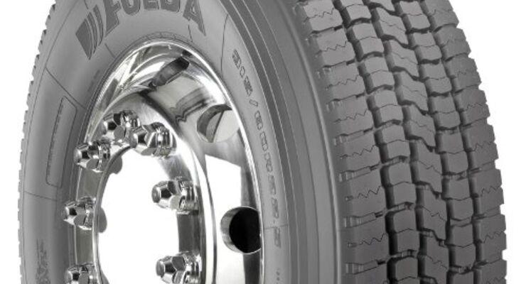 Zwei neue Reifen von Fulda