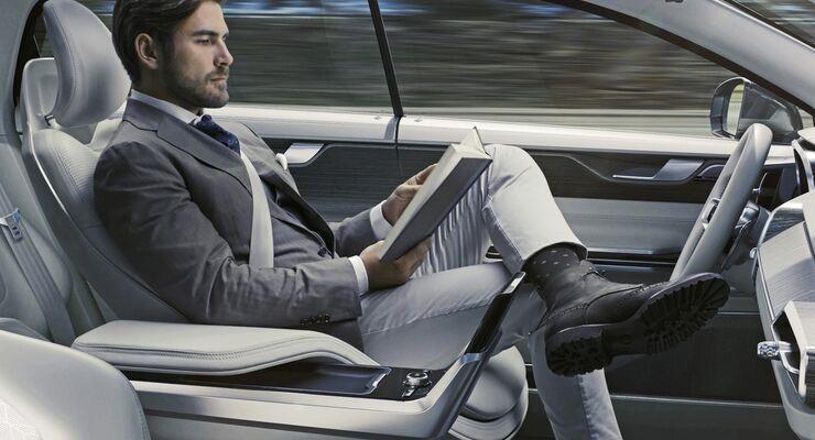 autonom automatisiert fahren