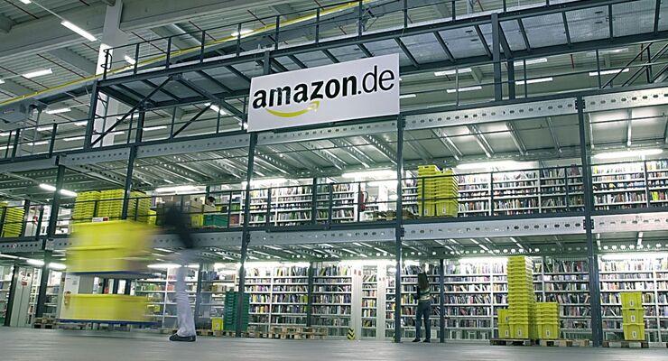 amazon plant neues logistikzentrum bei hannover. Black Bedroom Furniture Sets. Home Design Ideas