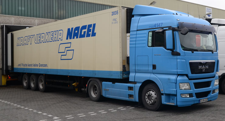 Nagel-Group Versmolder U00fcbernehmen Logistik Fu00fcr Metro - Eurotransport