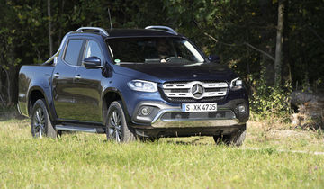 mercedes, benz, x-klasse, 2018, pick-up, x 250 d