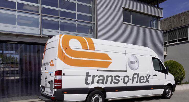 trans-o-flex, Spedition, sanierung, gewinn, logistikgruppe