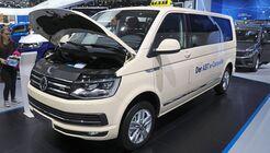 vw, e-abt, e-transporter, e-caddy, abt, stromer, elektro, transporter, taxi, iaa, 2018