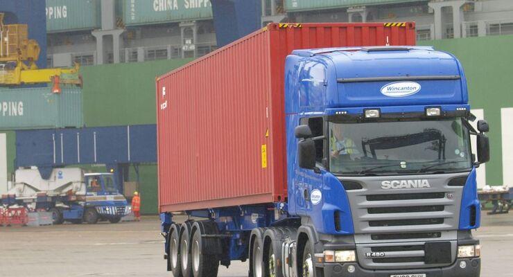 wincanton, container, 2011